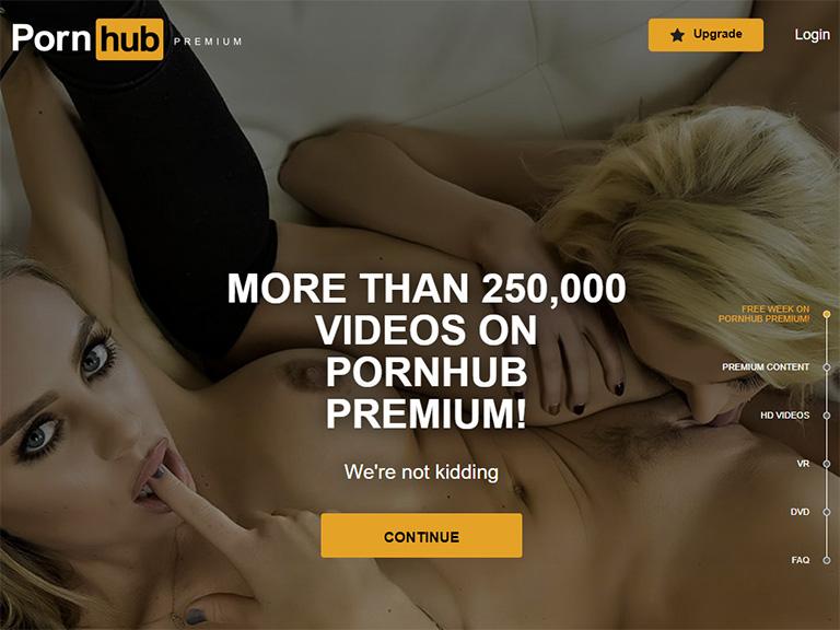 pornhub premium review