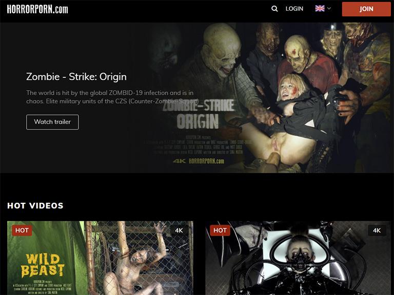 horror porn review